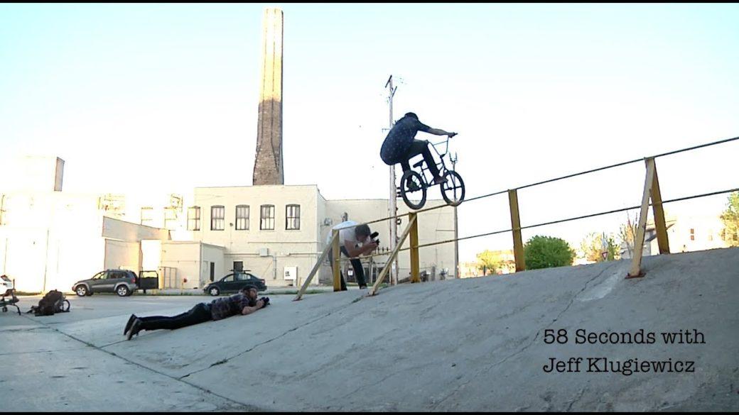 58 Seconds with Jeff Klugiewicz